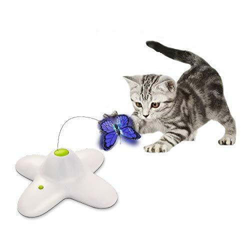 Flutter Activity Toy - AFP Cat Toys Cat Interactive Teaser Toys (Flutter Bug)