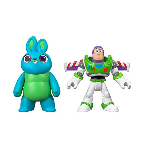 Toy Story Fisher-Price Disney Pixar 4 Bunny and Buzz Lightyear from Toy Story