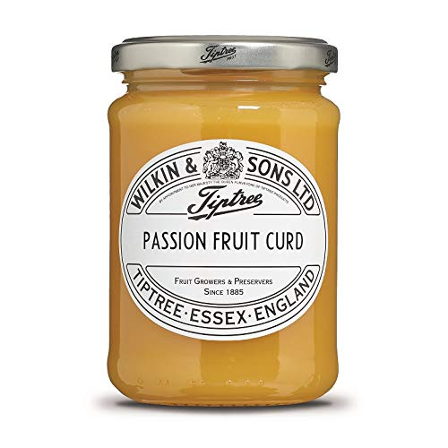 Tiptree Passion Fruit Curd, 11 Ounce Jar