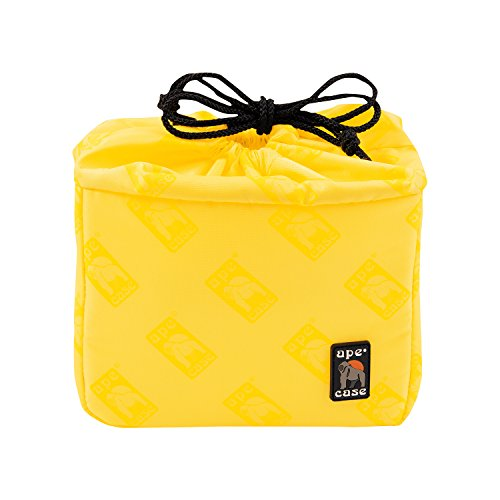 Ape Case Cubeze 33, Camera Insert, Black/Yellow, Interior Case For Cameras (ACQB33) by Ape Case