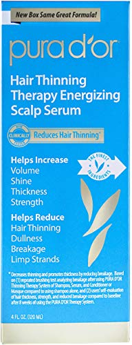 Pura d or Scalp Serum 4oz