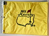 2013 Masters Flag augusta national golf pga adam