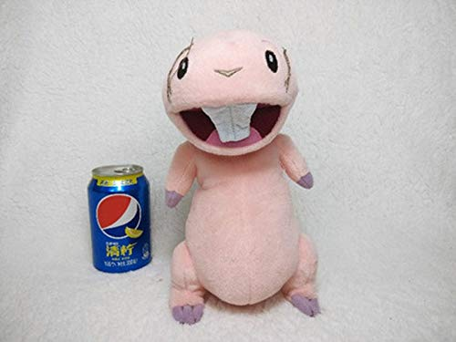 BoldType S-D Plush Toys - New Kim Possible Rufus Pink Mole Plush Toy Doll Children Girl Birthday Gift Collection 31cm 1 - Toy Possible Kim