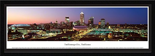 Indianapolis Colts Framed Wall - 5