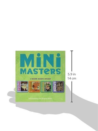 Mini Masters Boxed Set by Chronicle Books (Image #4)