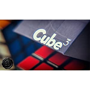 Cube 3 By Steven Brundage - Trick by Murphy's Magic