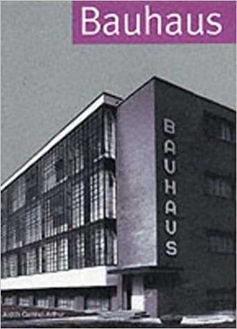 bauhaus design monograph judith carmel arthur 9781842220139