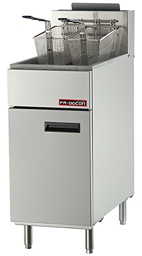 40 Lb Gas Fryer (40 LB FLOOR FRYER - NATURAL)