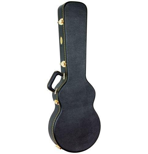 MBT Wood Single Cutaway Electric Guitar Case ()