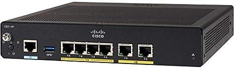 Cisco C921 4p Integrated Services Router Computer Zubehör