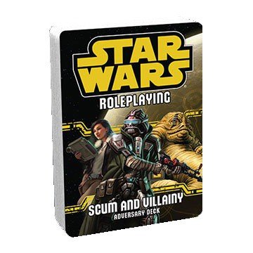Fantasy Flight Games SW RPG: Scum and Villainy Adversary ()