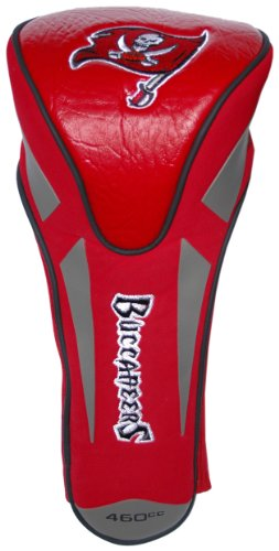 - Team Golf NFL Tampa Bay Buccaneers Golf Club Single Apex Driver Headcover, Fits All Oversized Clubs, Truly Sleek Design