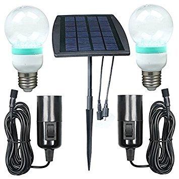 Galleon - BonAchat Solar Panel DIY Lighting Kit, Solar Home
