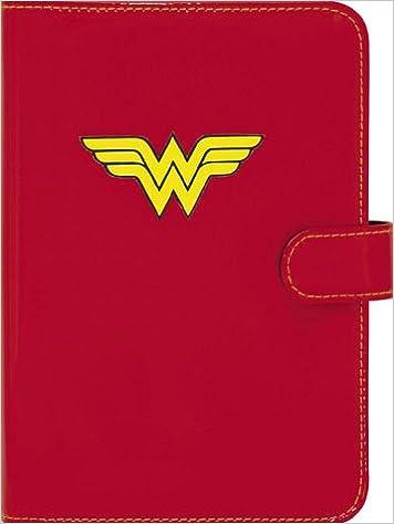 Amazon.com: Wonder Woman Organizer (0765145101271): DC ...