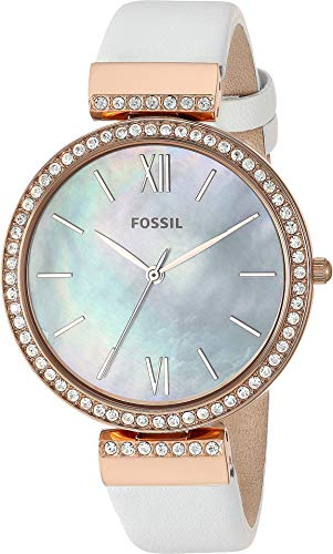 Fossil Women's Madeline - ES4581 White One ()