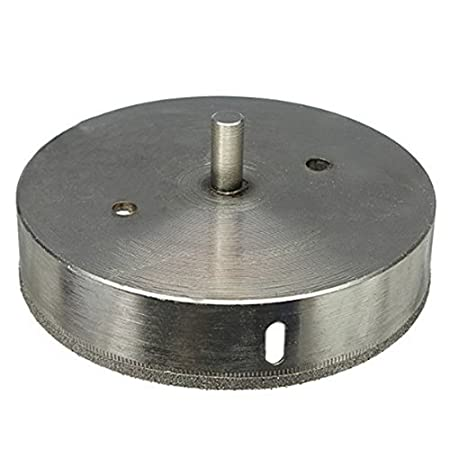 REFURBISHHOUSE/Foret diamante 105mm Diametre Fraise Meche Trepan pour Ceramique Verre Carrelage Gres