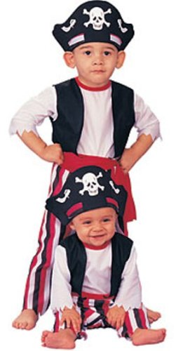 Soft & Cuddly Costumes Pirate