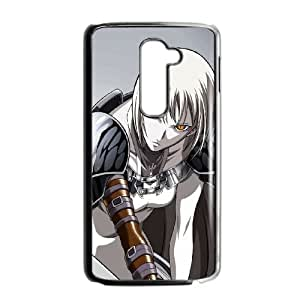 claymore manga LG G2 Cell Phone Case Black custom made pgy007-9949518