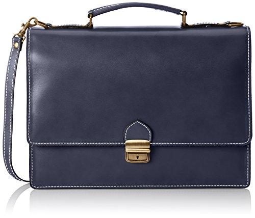 Chicca Borse 7003-Blu, Organizador de Bolso Unisex Adulto, Azul (Blu), 38 cm