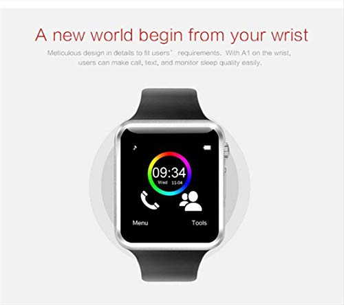 AASSXX Reloj inteligenteBluetooth Smart Watch Sport Support Call ...