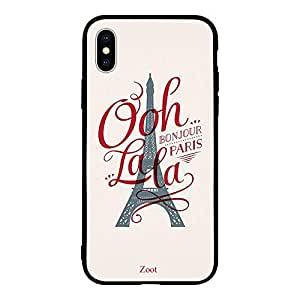 iPhone XS Max Bonjour Paris