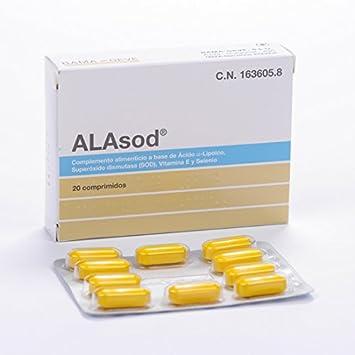 ALASOD 20 COMP: Amazon.es: Salud y cuidado personal