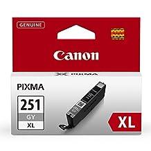 Genuine Canon CLI-251XL HIGH Yield Ink Tank, Grey