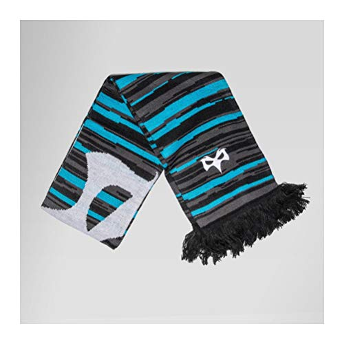 CCC ospreys 2018/19 rugby acrylic scarf [anthracite] (Ospreys Home Rugby)
