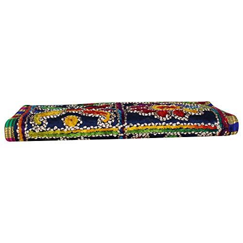 Blue for Purse Handicraft Queen Clutch amp; Navy Jaipuriya Women Girls vqTz1vUg