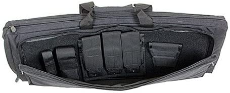 BLACKHAWK Black Homeland Security Discreet Weapons Carry Case – 35-Inch, M -1, FS