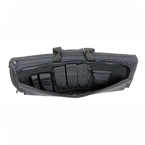 Blackhawk Tactical Rifle Case - BLACKHAWK! Black Homeland Security Discreet Weapons Carry Case - 29-Inch, HK 94