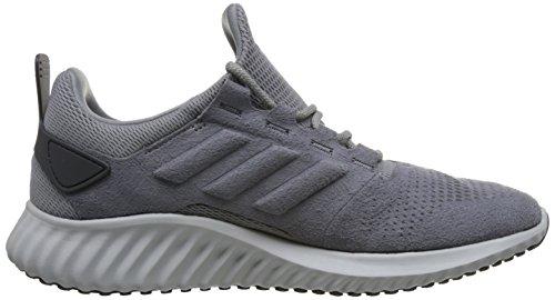 Adidas Hombres Alphabounce Cr M, / Gris Negro Gris / Negro