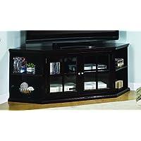 Coaster Home Furnishings 700658 Casual TV Console, Espresso