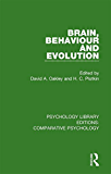 Brain, Behaviour and Evolution (Psychology Library Editions: Comparative Psychology)