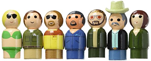 The Big Lebowski Pin Mate Set of 7 - Convention Exclusive -