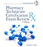BY Zentz, Lorraine C ( Author ) [{ Pharmacy Technician Certification Exam Review [With CDROM] By Zentz, Lorraine C ( Author ) Apr - 05- 2011 ( Paperback ) } ]