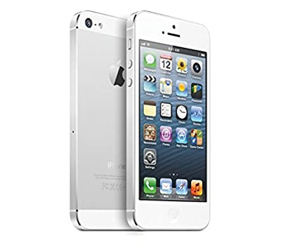 Apple iPhone 5 32GB Factory Unlocked GSM Cell Phone - Black (Certified Refurbished)