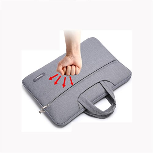 Portable Briefcase Bag With Band Fabric Inches Handle Plyy 156 Collision Oxford 15 Shoulder 6 Strap 6mm in Laptop Pack Waterproof Adjustable Pad Built Multifunction Cloth 11 STTdOq