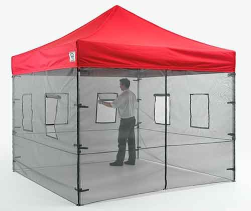 Impact Canopy Walls For 10 X 10 Canopy Tent Food
