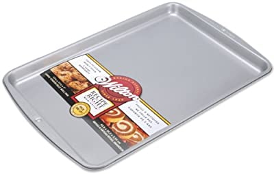 Wilton Recipe Right Cookie/Jelly Roll Pan, 17-1/4 by 11-1/2-Inch