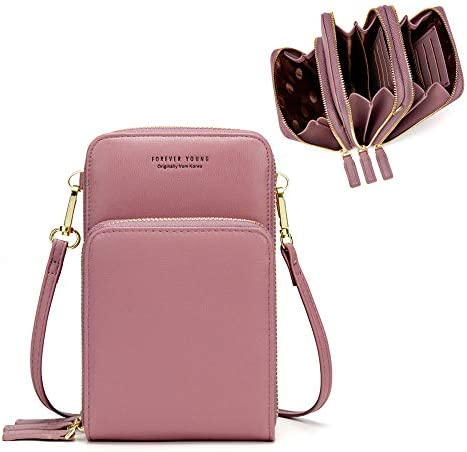 Crossbody Cellphone Shoulder Holder Wallet product image