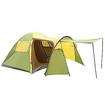 67d8637975 de plein air Une chambre et une salle Grand tente 5-8 personnes Couche  double