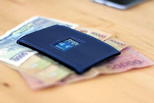 8b33aa6a9919 Dash Co. RFID Blocking Slim Travel Wallet 4.0 for Men - Buy Online ...