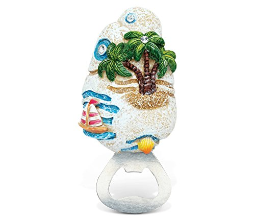 Palm Tree Refrigerator Magnet - Puzzled Stone Palm Tree 4