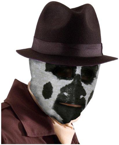 [Rorschach Stocking Mask Costume Accessory] (Rorschach Costume Halloween)