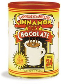 Cinnamon Hot Chocolate - No Sugar Added - - Cinnamon Sugar Mix