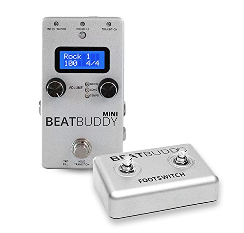 Singular Sound BeatBuddy MINI+ Footswitch BUNDLE by Singular Sound