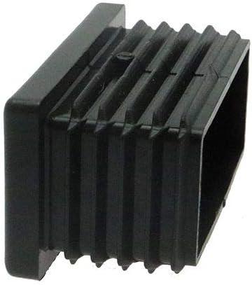 insert filet/é en plastique fabrication raccords inserts filet/és Lot de 10 inserts filet/és rectangulaires M8 ou M10 insert nervur/é section bo/îte