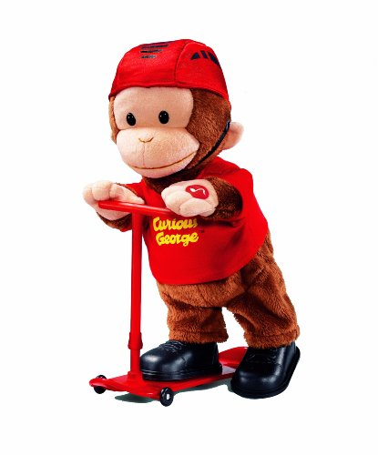 Curious George Toy Box - 8
