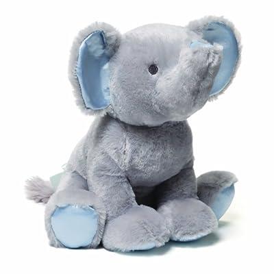 Gund Emmet The Blue Elephant Plush